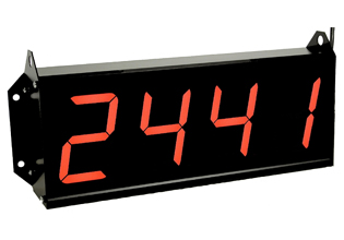 Serial RS232/485 ASCII Displays